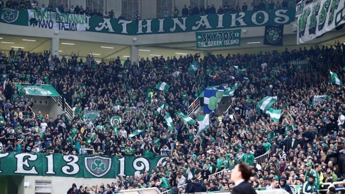 Όταν το ΟΑΚΑ… σείεται! (pics + vid) | Panathinaikos24.gr