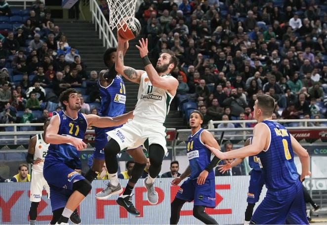 Τρελό παιχνίδι, τρελή νίκη του Παναθηναϊκού! | Panathinaikos24.gr