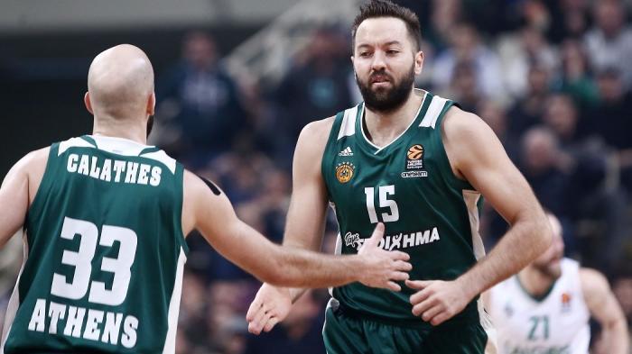 Βουγιούκας: «Πιο αθλητικοί με Τζέιμς και Πέιν, όλα ξεκινούν από τον Καλάθη» | Panathinaikos24.gr