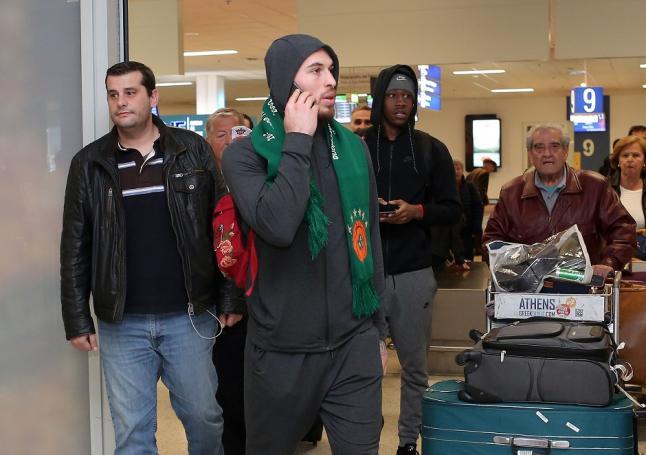 Στο ΟΑΚΑ ο Μάικ Τζέιμς | Panathinaikos24.gr