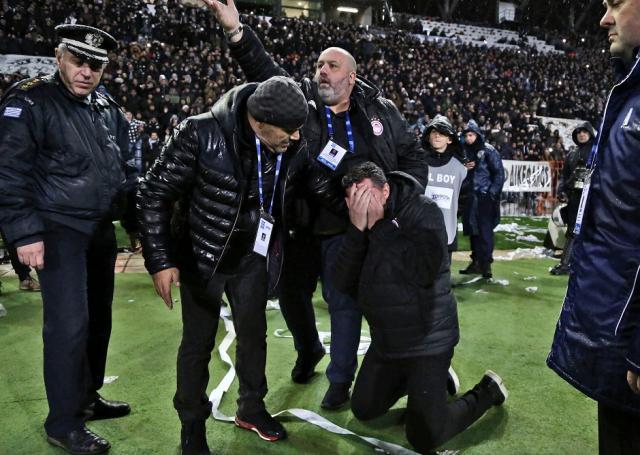 Στον «αέρα» το ΠΑΟΚ- ΟΣΦΠ- Τι τιμωρία είχε «φάει» ο Παναθηναϊκός λόγω Ιβιτς | Panathinaikos24.gr