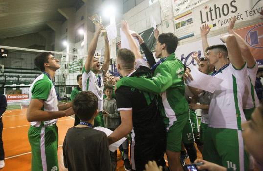 Πρωταθλητής Εφήβων ΕΣΠΑΑΑ ο Παναθηναϊκός Α.Ο.! | Panathinaikos24.gr