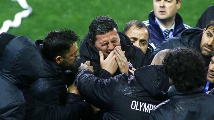 BΙΝΤΕΟ: Με ένα βαμβάκι στο στόμα έφυγε από την Τούμπα ο Γκαρσία | Panathinaikos24.gr