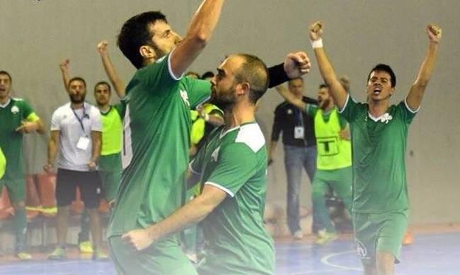 Ποδόσφαιρο Σάλας: Παίζει με Δούκα το τριφύλλι | panathinaikos24.gr