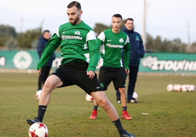 Μυστακίδης: «Μεγάλη ομάδα ο Παναθηναϊκός, με βοήθησε πολύ» | panathinaikos24.gr