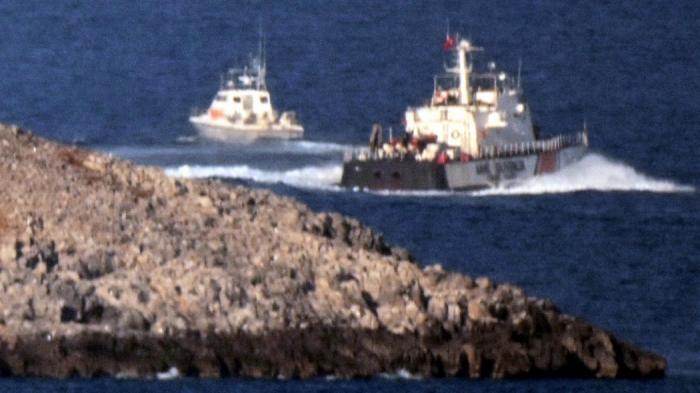 Έντεκα τουρκικά και οκτώ ελληνικά πλοία γύρω από τα Ίμια – Συνεχίζεται η ένταση | panathinaikos24.gr
