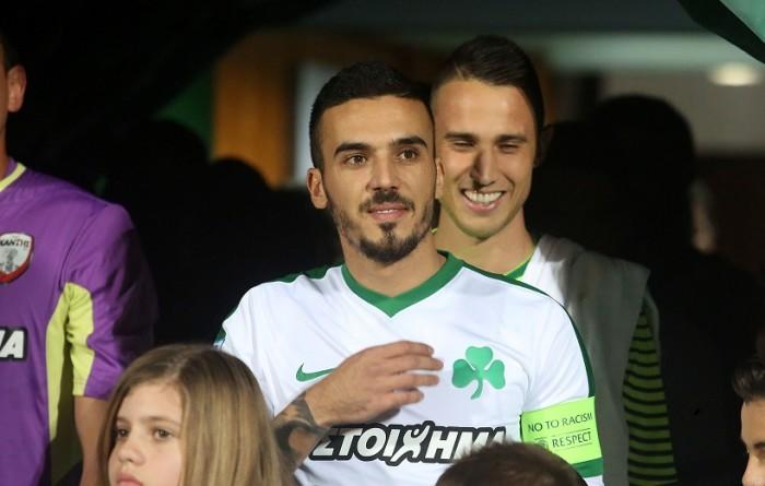 Κουρμπέλης: «Όνειρό μου να σηκώσω πρωτάθλημα με τον Παναθηναϊκό» | panathinaikos24.gr
