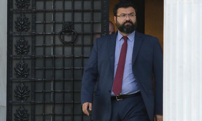 Βασιλειάδης: «Υπάρχει σοβαρός κίνδυνος για Grexit» | Panathinaikos24.gr