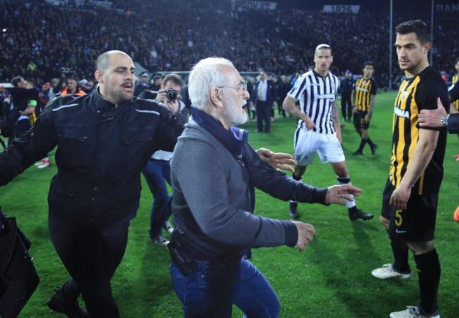 Η Ένωση Φωτορεπόρτερ απαντά: «Απαράδεκτα τα σχόλια περί photoshop στον Σαββίδη» | Panathinaikos24.gr
