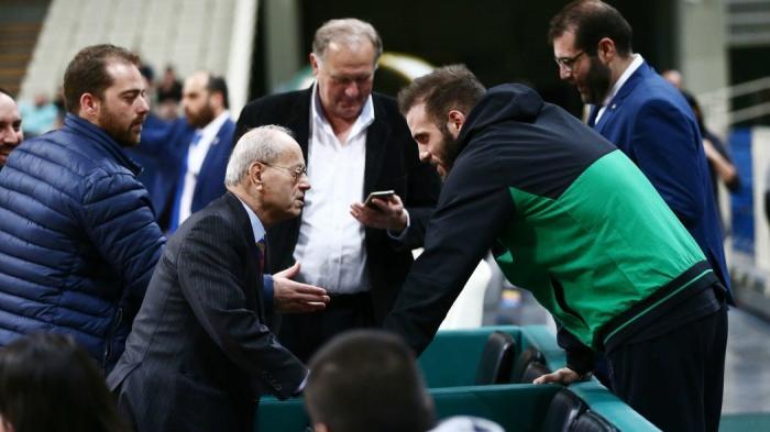 Γιαννακόπουλος: «Ο ΜακΦάντεν είναι ευπρόσδεκτος στον Παναθηναϊκό» | panathinaikos24.gr
