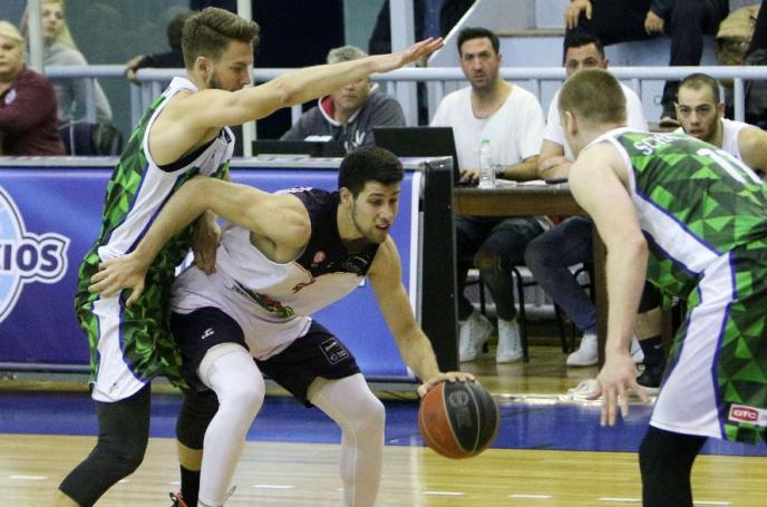 Fair play από Λούντζη σε αντίπαλό του στην Πάτρα! | panathinaikos24.gr