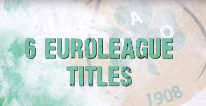 Το εντυπωσιακό βίντεο της Euroleague για το Ρεάλ – Παναθηναϊκός (vid) | panathinaikos24.gr