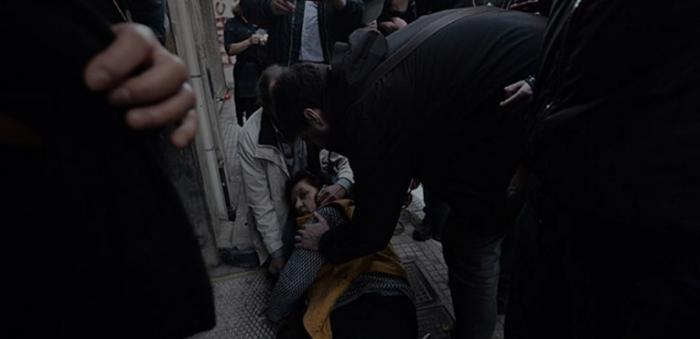 Σοβαρά επεισόδια έξω από συμβολαιογραφείο στην Αθήνα – Τρεις τραυματίες (pics) | panathinaikos24.gr