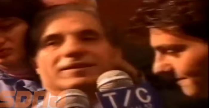 ΡΕΤΡΟ: Το φιλί του Παύλου Γιαννακόπουλου στον Δημήτρη (vid) | panathinaikos24.gr