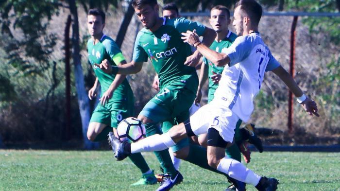 Ο Ουζουνίδης κάλεσε στην πρώτη ομάδα τον γιο του Αποστολάκη   panathinaikos24.gr