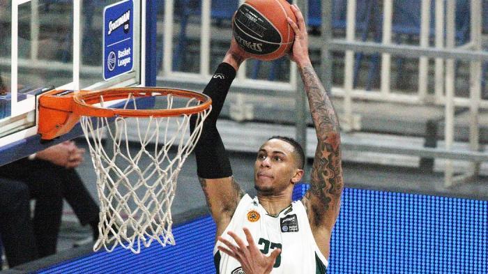 Ογκαστ: «Να παίζω και να βελτιώνομαι» | panathinaikos24.gr