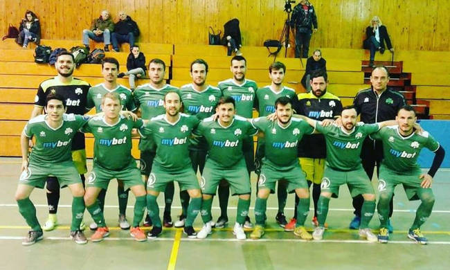 Futsal: Έτοιμοι για τους τελικούς! | panathinaikos24.gr