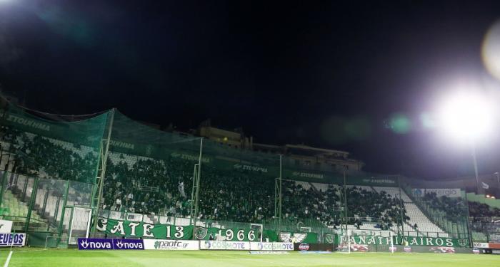 Η Θύρα 13 για τον Γιάννη Κυράστα (pic) | panathinaikos24.gr