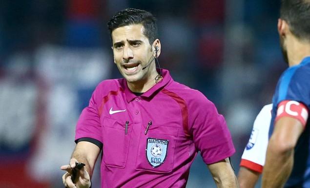 Μη διεθνής διαιτητής στο ντέρμπι της Κυριακής – Είχε ευνοήσει τον Ολυμπιακό στη Νέα Σμύρνη | panathinaikos24.gr