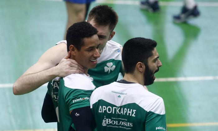 Volley League: Σε ποια θέση βρίσκεται ο Παναθηναϊκός | panathinaikos24.gr