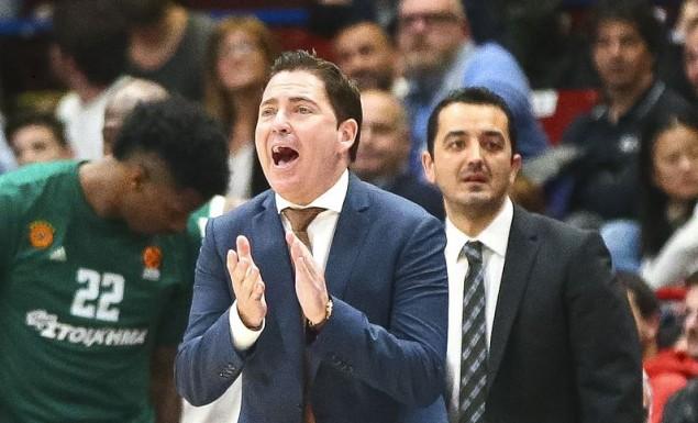Πασκουάλ: «Απαράδεκτο πρώτο ημίχρονο, πρέπει να μας γίνει μάθημα» | panathinaikos24.gr