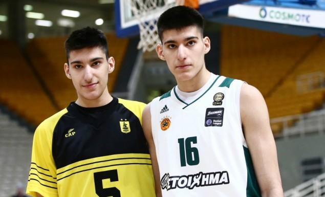 Καλαϊτζάκης: «Πρώτο όνειρο ο Παναθηναϊκός, δεύτερο το ΝΒΑ» | panathinaikos24.gr