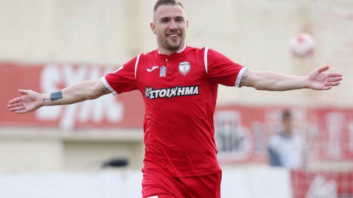 Δείτε το ΑΣΥΛΛΗΠΤΟ γκολ του Γέντρισεκ που τρέλανε την Ξάνθη! (vid)   panathinaikos24.gr