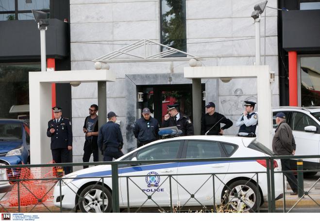Αστυνομία έξω από τα γραφεία της ΠΑΕ Παναθηναϊκός (pics) | panathinaikos24.gr