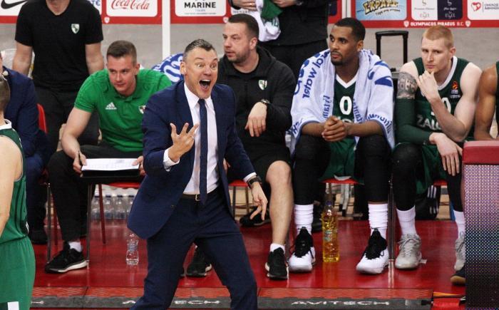 Γιασικεβίτσιους: «Δεν ήταν 50-50 η διαιτησία με τον Ολυμπιακό» | panathinaikos24.gr
