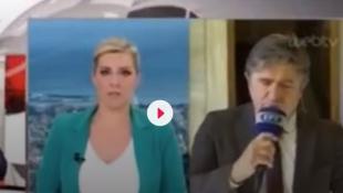 Γκάφα: Ρεπόρτερ της ΕΡΤ νομίζει ότι έκλεισαν οι κάμερες και κάνει τον… τραγουδιστή (vid) | Panathinaikos24.gr