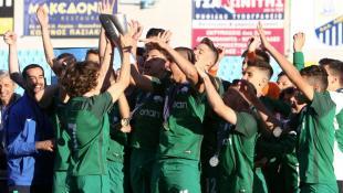 Κ-15: «Κλικ» από την απονομή και τους πανηγυρισμούς των πρωταθλητών! (pics) | Panathinaikos24.gr