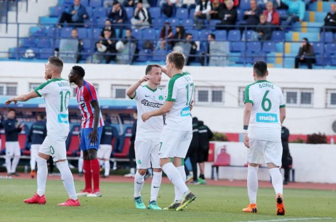 Διπλό με άνεση, Λουτσιάνο και ωραία γκολ! | panathinaikos24.gr