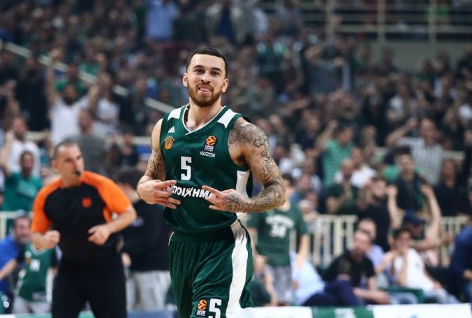 Νέα «πράσινη» ανάρτηση του Μάικ Τζέιμς (pic) | Panathinaikos24.gr