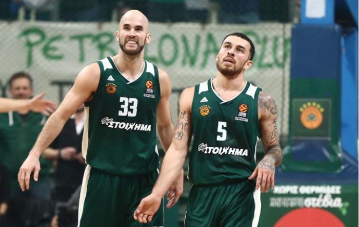 Καλάθης και Τζέιμς ξανά συμπαίκτες με φόντο… έπαθλο εκατομμυρίων (vid) | panathinaikos24.gr