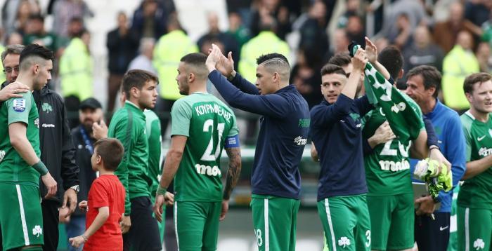 Αποχαιρετά τη δύστροπη σεζόν μπροστά στο κοινό του | Panathinaikos24.gr