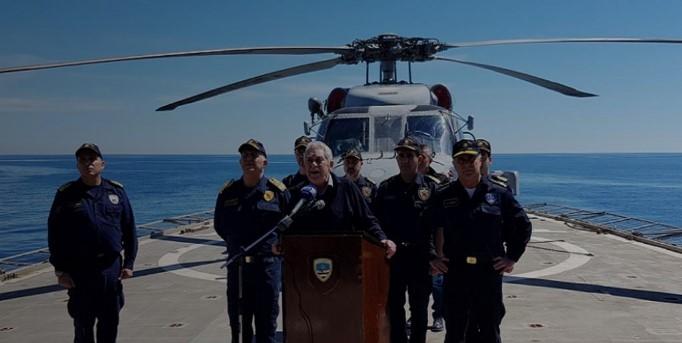 «Βόμβα» Κουβέλη: «Βρισκόμαστε σε ακήρυχτο πόλεμο με την Τουρκία στο Αιγαίο»   panathinaikos24.gr
