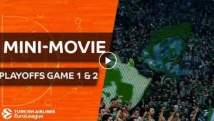 H Mini-Movie της Ευρωλίγκα για τα πρώτα ματς των πλέι οφ (vid) | Panathinaikos24.gr