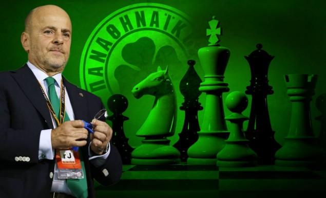 Υπόλογος για το «πώς» και «σε ποιον» θα είναι μόνο ο Αλαφούζος | panathinaikos24.gr