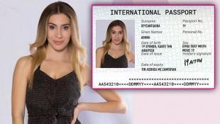 Τα πραγματικά διαβατήρια των παικτών του Power of Love (Pics) | Panathinaikos24.gr