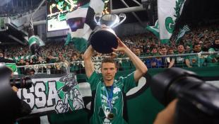 Μάρκους Μπεργκ x3 και… πράσινο πάρτι στο ΟΑΚΑ! (vid) | Panathinaikos24.gr