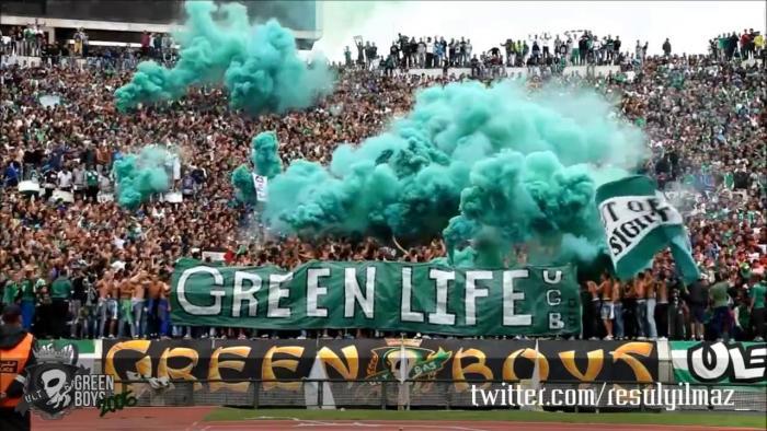 Η τρομερή πράσινη κερκίδα που ΠΡΕΠΕΙ να δεις! (vid) | Panathinaikos24.gr