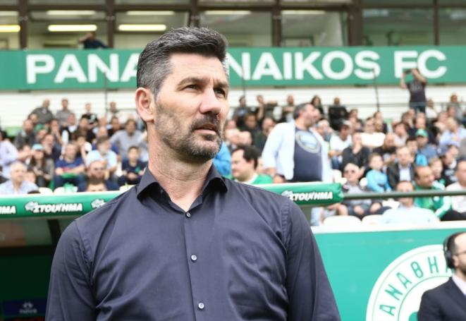 Ουζουνίδης: «Όσοι παίζουν στον Παναθηναϊκό είναι μαχητές» | panathinaikos24.gr