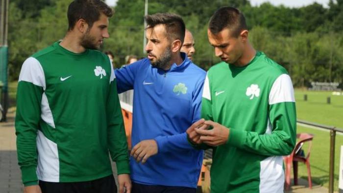 Ο προπονητής τερματοφυλάκων του Παναθηναϊκού ως καθηγητής σε πανευρωπαϊκό σεμινάριο   panathinaikos24.gr