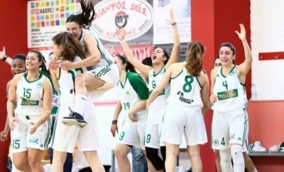 Πρωταθλήτριες Ελλάδος οι Νεάνιδες του Παναθηναϊκού! (pic)   Panathinaikos24.gr