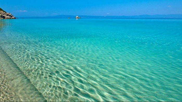 8 μέτρα από το έδαφος: Η πιο εντυπωσιακή φυσική πισίνα – θάλασσα του κόσμου βρίσκεται στην Ελλάδα! (Pics & Vid)   Panathinaikos24.gr