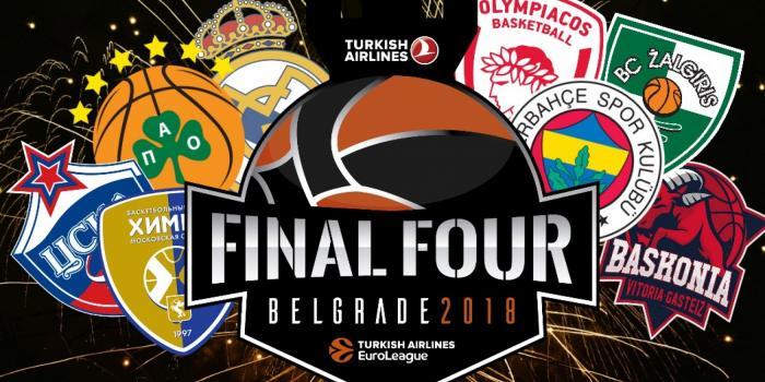 Ποιες ομάδες θα προκριθούν στο Final Four της Ευρωλίγκας; | panathinaikos24.gr