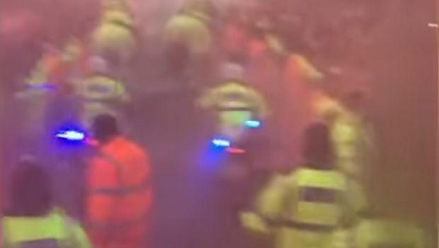Η επίθεση των οπαδών της Λίβερπουλ μέσα από το πούλμαν της Σίτι! | panathinaikos24.gr