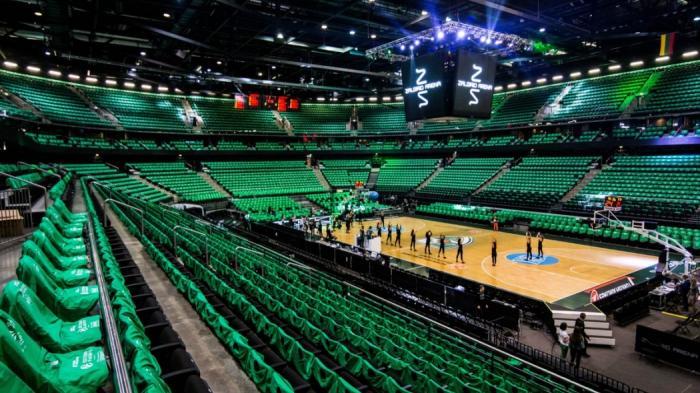 Καταπράσινη και κατάμεστη η «Zalgirio Arena» για το ματς με τον Ολυμπιακό! (pic)   Panathinaikos24.gr