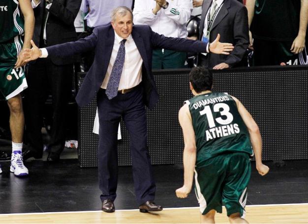Βαρκελώνη 2011: Συνέχεια στον μύθο με αγκαλιά… έξι αστέρων (vids) | panathinaikos24.gr
