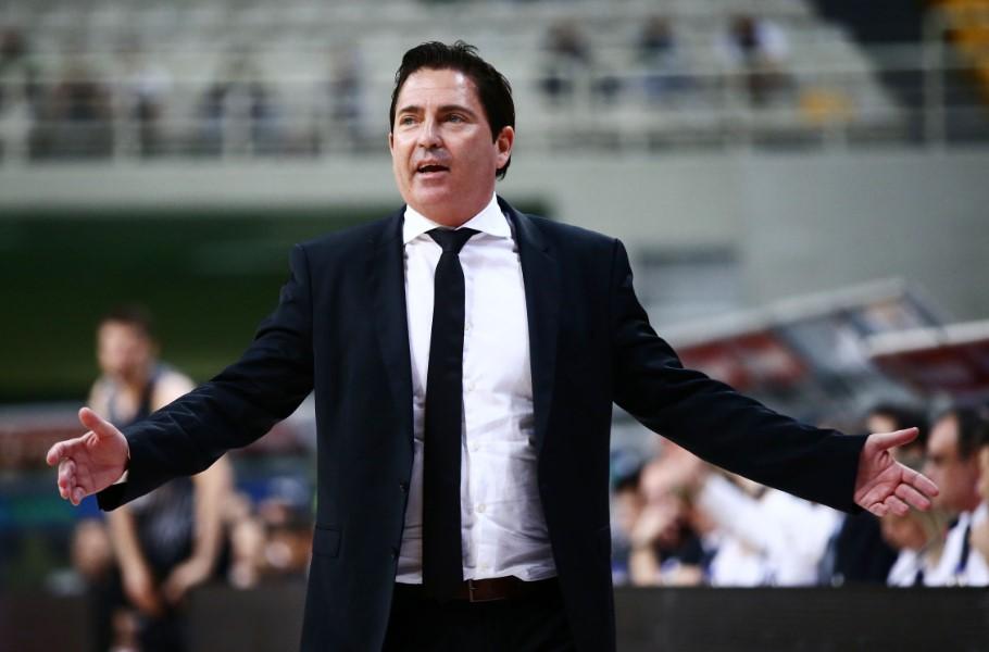 Πασκουάλ: «Σημαντική νίκη, μας κράτησε η άμυνα» | Panathinaikos24.gr